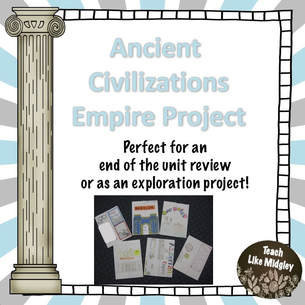 Ancient Civilizations Empire Project